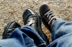 Kaip prižiūrėti batus