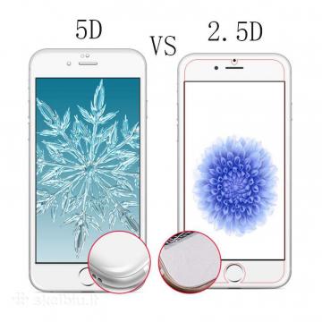 Naujas iPhone 6 Plus ekrano apsaugos stiklas 5D