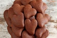 Belgian chocolate biscuits